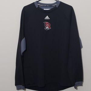 Adidas Rutgers Pullover Fleece